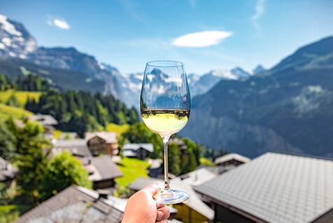 Chambre d'hôte - lunch, dîner, vins